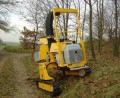 Brushwood Chipper 150mmTracked