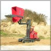 High Tip Tracked Mini Dumper