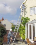 Extension Ladder 7m extended £18.00