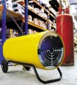 Propane Blower Space Heater 145000 btu