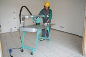 Electric Bridge Tile Saw Bench 100cm