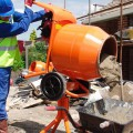 Belle Mini Mix 150 110v Electric Cement Mixer