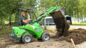 Avant Articulated Loader 20hp