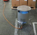 Industrial Space Heater (Dustbin Heater)