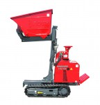 High Tip Tracked Mini Dumper £74.40